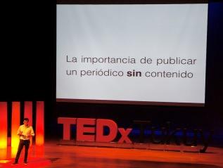Charla en TEDxTukuy