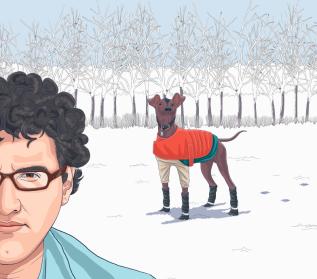 Un perro sin pelo en la tierra de los hombres barbudos – EtiquetaVerde