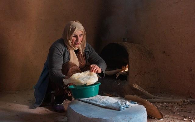 La esposa delpanadero
