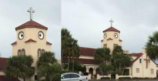 La iglesia que quería serpollito