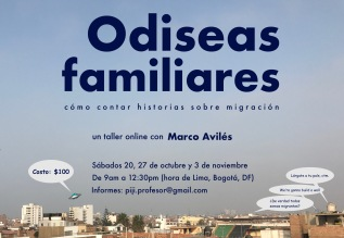Odiseas Familiares – Online – 20 deOctubre