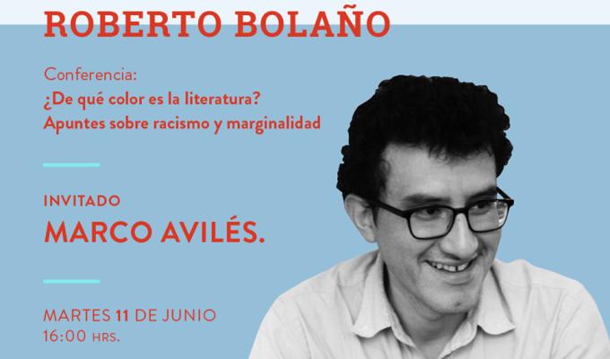 ¿De qué color es la literatura? – UDP, Chile,11/06/19